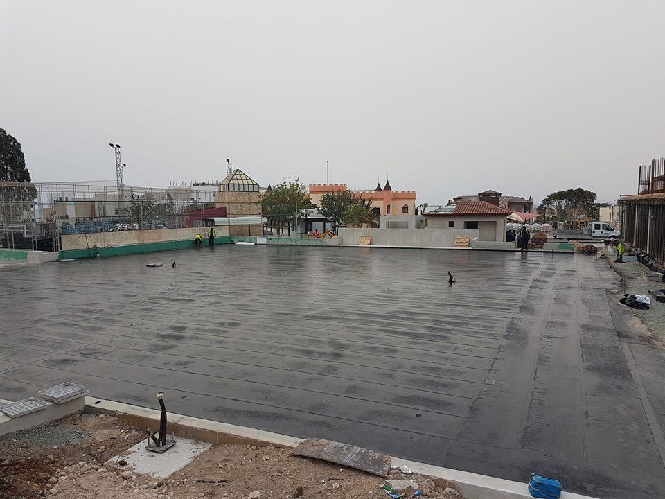 Parklane Tennis court 9